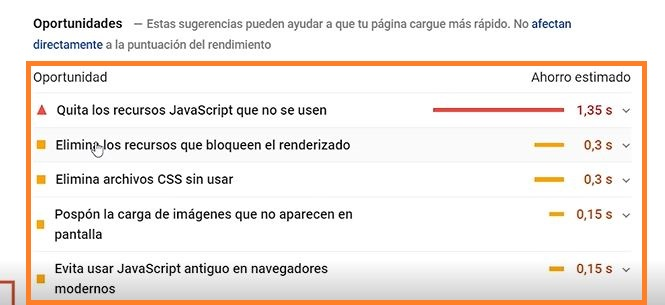 oportunidades-pagespeed-insights-core-web-vitals
