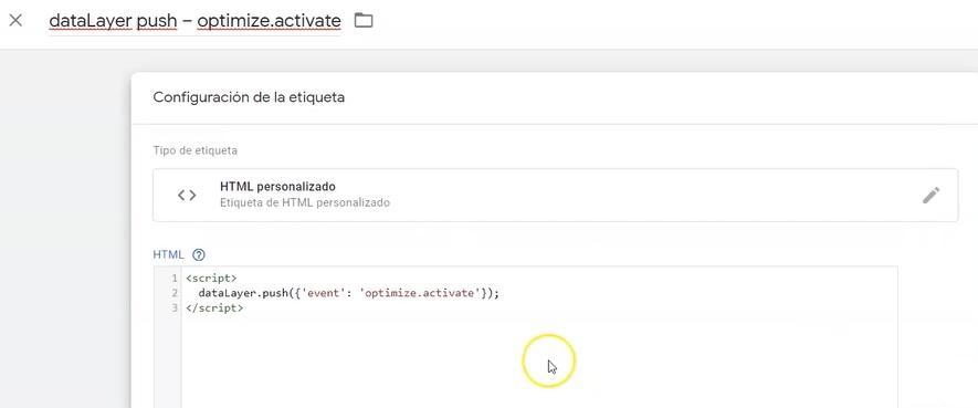 activación-evento-personalizado