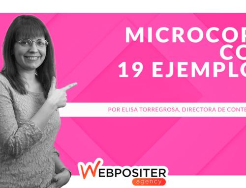 Guía sobre <em>microcopy</em>: cómo redactar breves fragmentos de texto que guíen al usuario en momentos clave